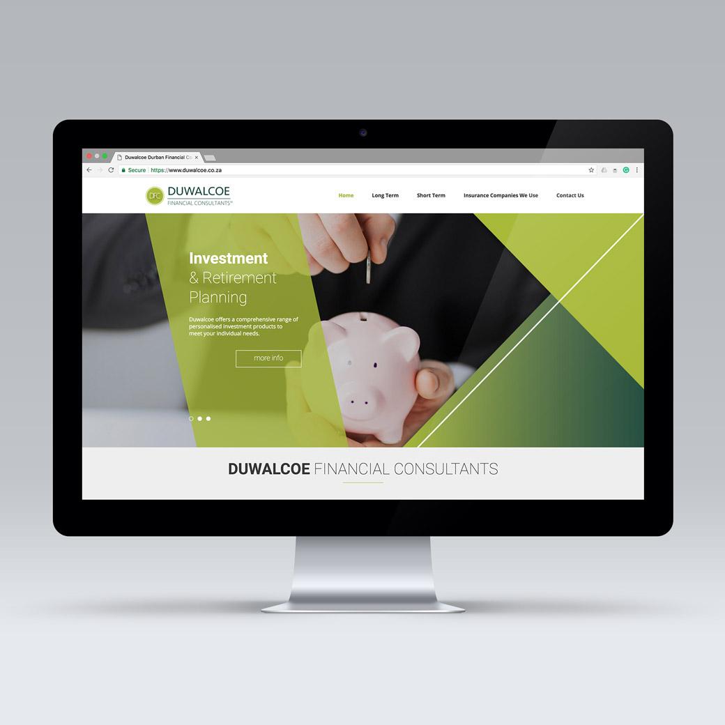 Duwalcoe website feature image