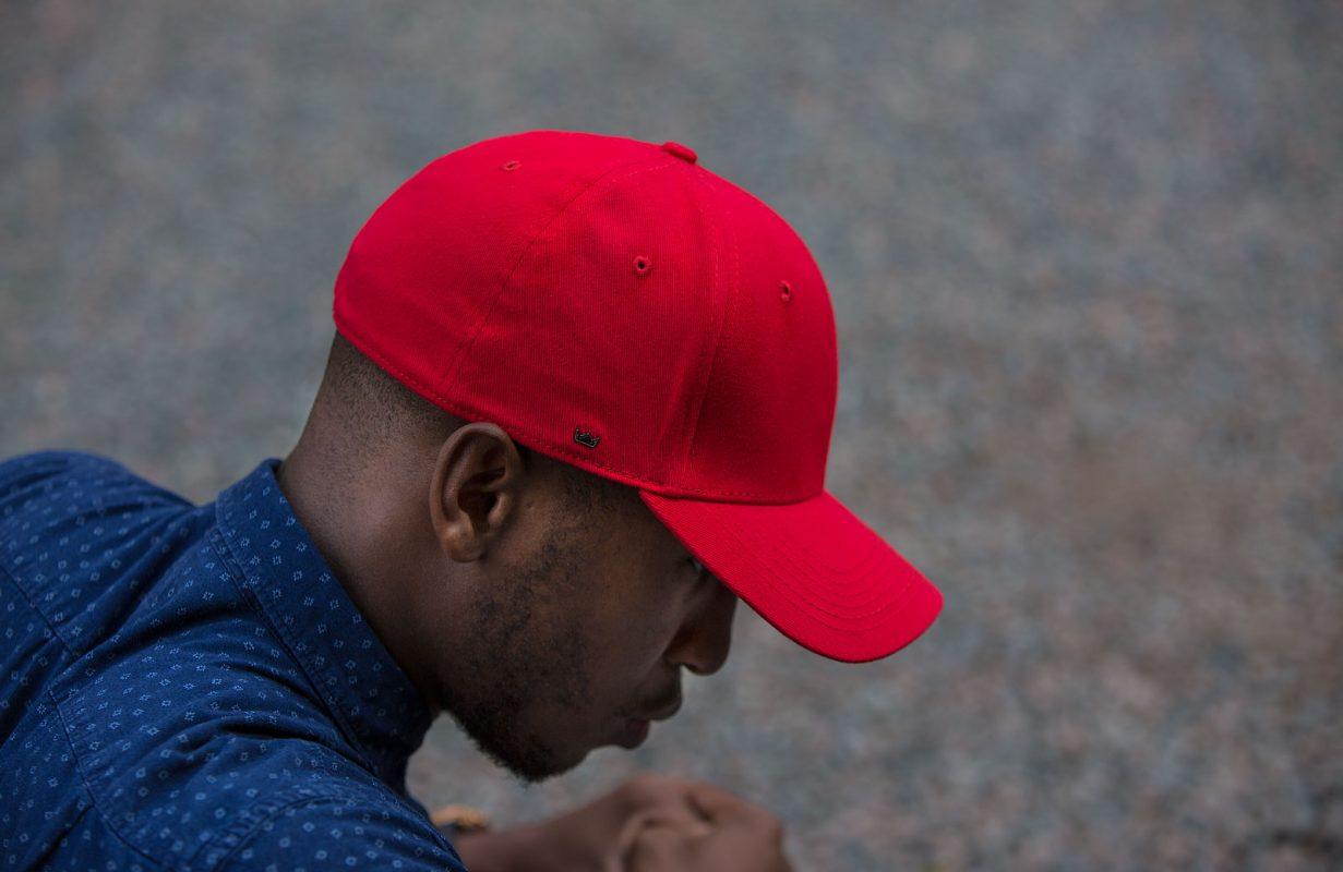 Uflex Pro Style red cap
