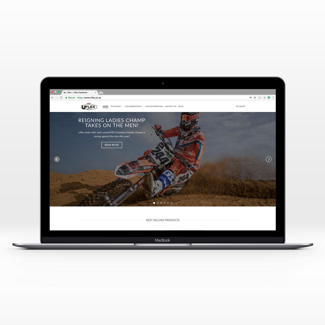 Uflex South African Website