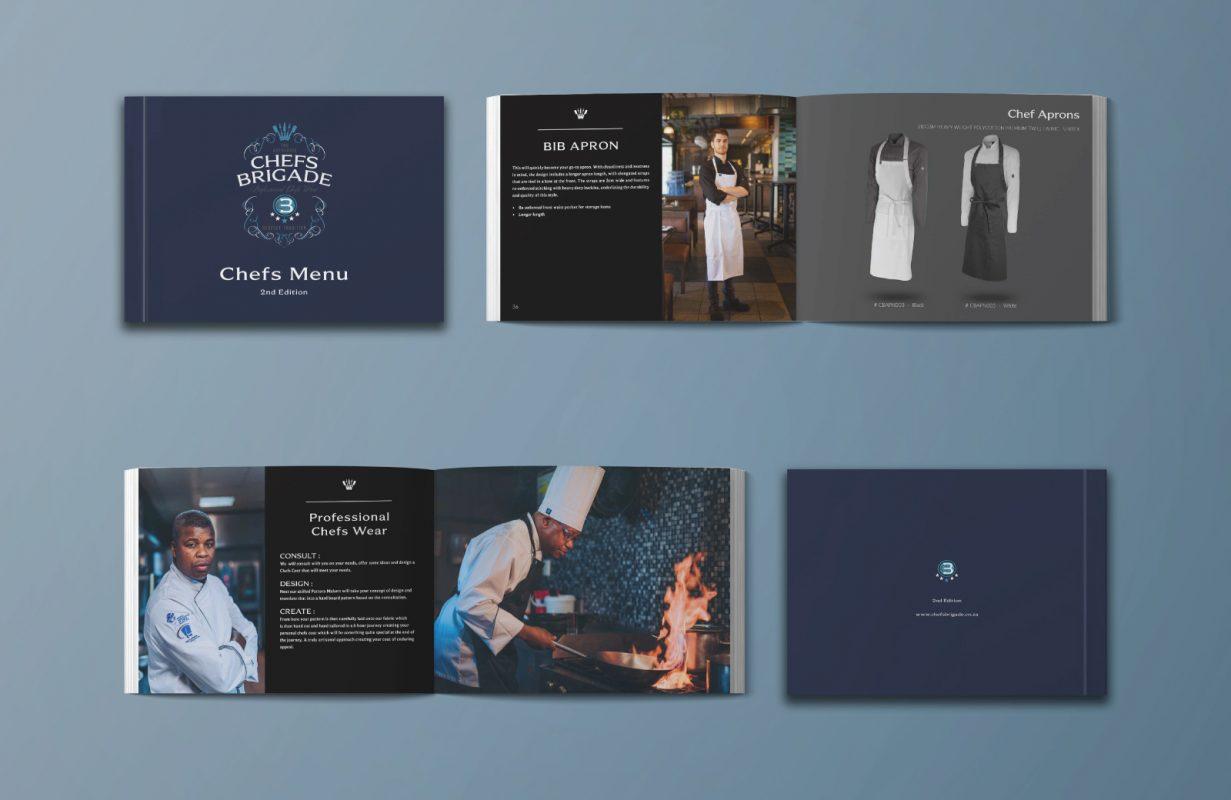 Chefs Brigade catalogue, second addition
